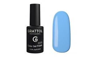 Гель-лак Grattol Color Gel Polish Ice Blue - №89