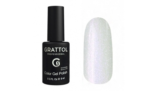 Гель-лак Grattol Color Gel Polish - №154 Milk Pearl