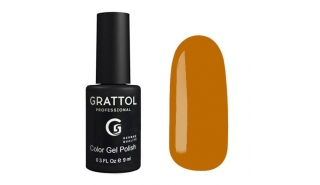 Гель-лак Grattol Color Gel Polish - №182 Amber