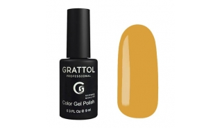 Гель-лак Grattol Color Gel Polish - №183 Yellow Orange