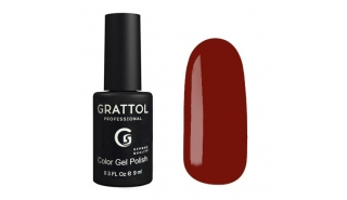 Гель-лак Grattol Color Gel Polish - №187 Terracotta