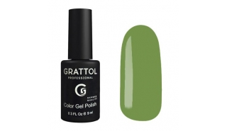 Гель-лак Grattol Color Gel Polish - №190 Green Fern