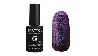 Гель-лак Grattol Galaxy - №002 Amethyst
