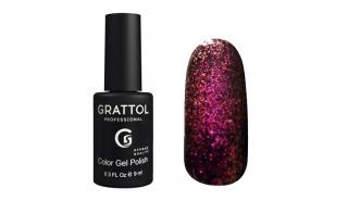 Гель-лак Grattol Galaxy - №003 Garnet