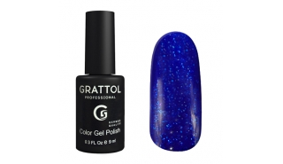 Grattol Color Gel Polish  Luxury Stones - Sapphire 03