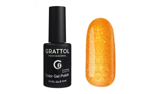 Grattol Color Gel Polish Luxury Stones - Yashma 01, 9 ml