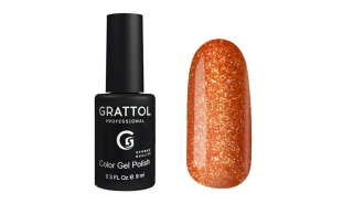 Grattol Color Gel Polish Luxury Stones - Yashma 04, 9 ml