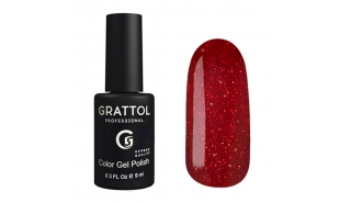 Grattol Color Gel Polish Luxury Stones - Tourmaline 02, 9 ml