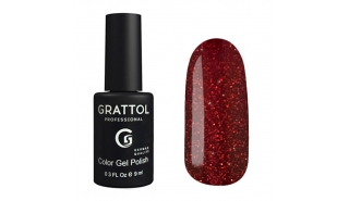 Grattol Color Gel Polish Luxury Stones - Tourmaline 03, 9 ml