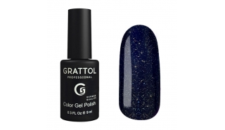 Grattol Color Gel Polish Luxury Stones - Tourmaline 09, 9 ml