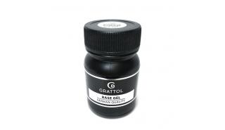 Grattol IQ Rubber Base Gel - База гипоаллергенная каучуковая, 50 ml