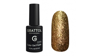 Grattol Color Gel Polish Vegas 10