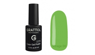 Гель-лак Grattol Color Gel Polish Vitrage - 04, 9 ml