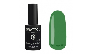 Гель-лак Grattol Color Gel Polish Vitrage - 05, 9 ml