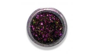 Слюда ЮКИ розовый металл (цветная) 1263