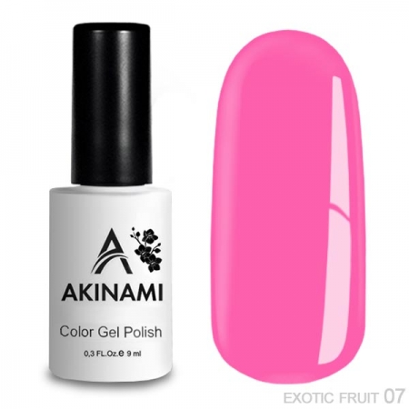 Akinami Color Gel Polish - Exotic Fruit - 07