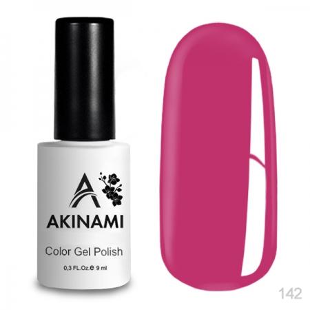 Akinami Color Gel Polish Berry Fresh - №142