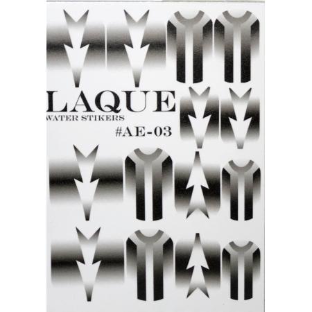 Слайдер для арт-дизайна Laque № AE-03 Black