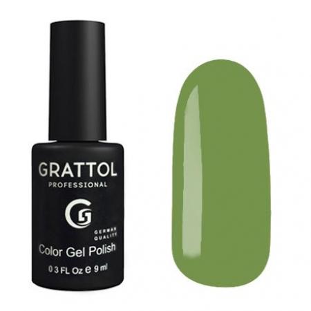 Гель-лак Grattol Color Gel Polish - №190 Green Fern