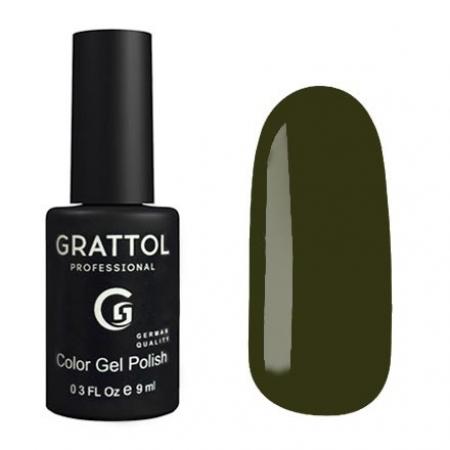 Гель-лак Grattol Color Gel Polish - №192 Dark Olive