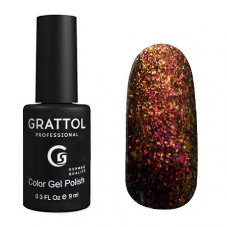 Гель-лак Grattol Galaxy - №004 Cooper
