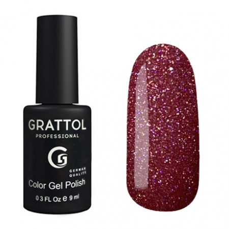 Grattol Color Gel Polish Luxury Stones  - Agate 03