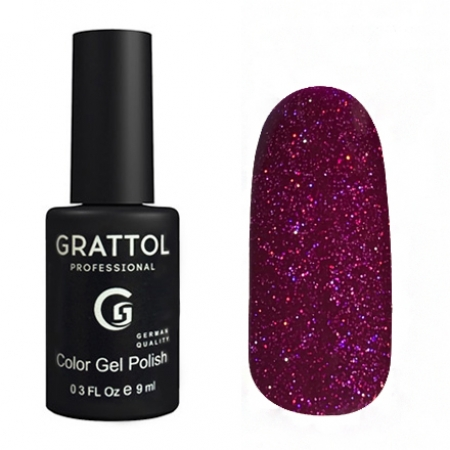 Grattol Color Gel Polish  Luxury Stones - Opal 08