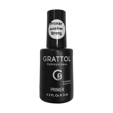 Праймер бескислотный Grattol Primer acid-free Strong, 9 ml