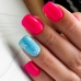 Akinami Color Gel Polish Hot Pink - №111